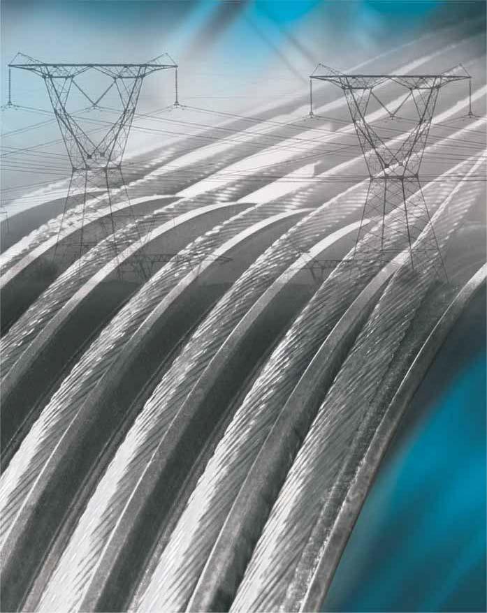 overhead aluminium conductors